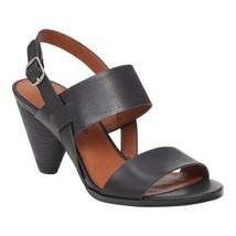 LUCKY Brand Vemeesha Cone Heel  Sandal Black10 New - $28.84