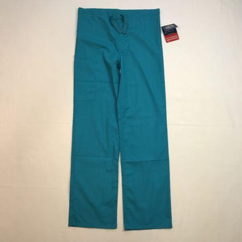 7c8900bbc2d 12. 12. Previous. Cherokee Unisex Scrubs TLBW Blue Side Pockets Nurse Drawstring  Doctor Pants 4100