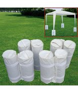 4 Piece Outdoor Canopy Tent Sand Bag Anchor Weight Set - $50.00