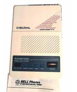 BELL PHONES ANSWERMATE 275  ANSWERING MACHINE CALL SCREENING TIME STAMP - $19.95