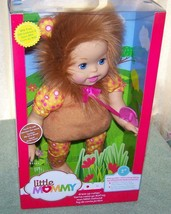 "Fisher Price Little Mommy Dress Up Cuties LION 12""H Doll New - $17.88"