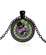 MY LITTLE PONY SPIKE DRAGON CABOCHON NECKLACE   (8584)   >> COMBINED SHIPP - $3.71