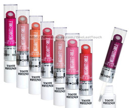 Hard Candy 2 In 1* Megawatt Smile Dual Lip Stick+Tooth Whitener *You Choose* New - $8.99