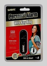 SABRE PERSONAL SAFETY ALARM Self Defense Emergency Purse Key Ring LOUD P... - $12.07