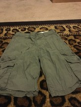 Old Navy Boy's Casual Shorts Sz 10 Green  - $67.20