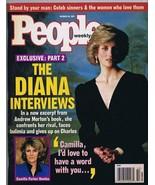 ORIGINAL Vintage October 20 1987 People Magazine Princess Diana Interviews - $23.19