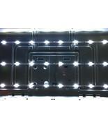 Hitachi ZX43ZC332M08A1 V0 TV Model 43G31 LED Backlight Complete Set of 3... - $39.59
