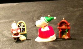 Hallmark Handcrafted Ornaments AA-191774A Collectible  ( 3 pieces ) image 3