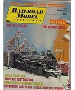 Railroad Model Craftsman Magazine January 1972 - $2.50
