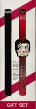 Betty Boop Watch w/Lipstick Mirror ~VINTAGE~Soooo Boopalicious! (1986) - $99.95