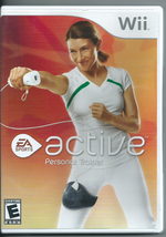 Wii Active Personal Trainer (Nintendo Wii, 2009) - $4.75