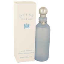 OCEAN DREAM by Designer Parfums ltd Eau De Toilette Spray 3 oz - $27.95