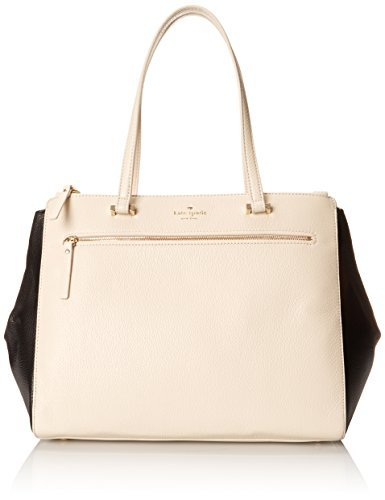 kate spade new york Matthews Drive Holland Shoulder Bag, Canvas/Black, One Size