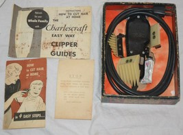 Vintage WAHL Pace Model H Electric Hair Clipper - $56.09