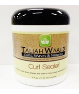 TALIAH WAAJID CURL SEALER STOPS FRIZZ ADDS SHINE SHAPES AND SEALS IN CUR... - $8.90