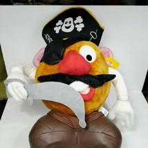 "Mr Potato Head Pirate Plush Stuffed Animal Large Halloween 23"" Giant Soft  - $49.49"