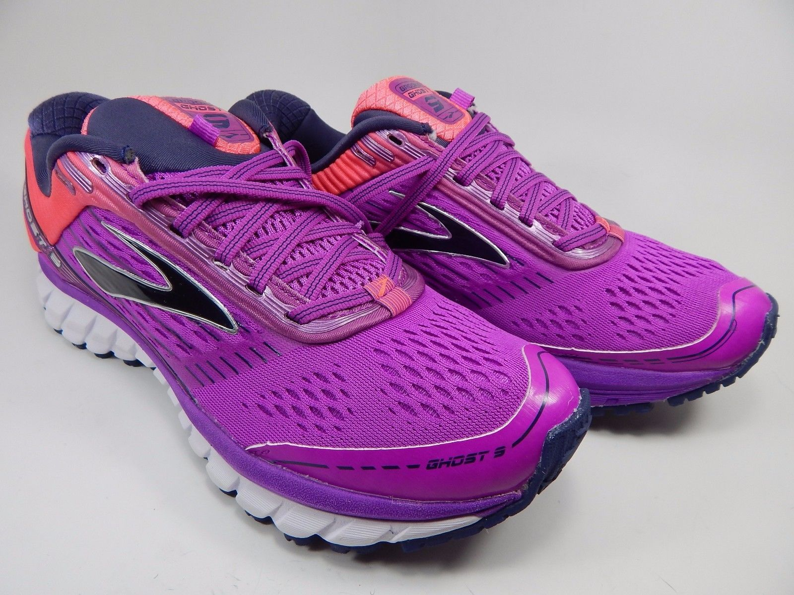 aa8738a4300 Brooks Ghost 9 Women s Running Shoes Size US and 50 similar items. 57