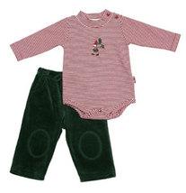 Le Top Holly Elves 2pc Pant Set  - $38.00