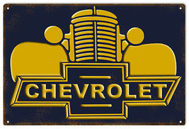 Reproduction Chevrolet Sign - $25.74