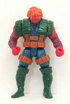 "Marvel X-Men X-Force Grizzly 5"" Action Figure Only 1993 ToyBiz Used - $11.00"