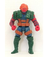 """Marvel X-Men X-Force Grizzly 5"""" Action Figure Only 1993 ToyBiz Used - $11.00"""