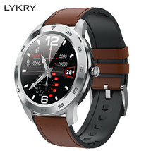 LYKRY DT98 Smart Watch IP68 Waterproof PPG for Xiaomi Huawei HR Blood Pressure - $59.14+