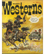 WILDEST WESTERNS 4 - January 1961 - BUSTER CRABBE, MAX TERHUNE, BUCK JON... - $29.99