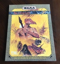 Torg The Living Land Sourcebook of Primitive Reality RPG Roleplaying Book - $7.66