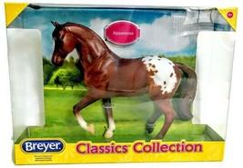 Breyer Classics Collection 937 Chestnut Appaloosa Model Horse Handpainte... - $22.05