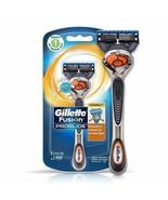 Glide Flexball Razor Gillette Flexball Pro + 4 Flexball Cartridge  Free ... - $28.73