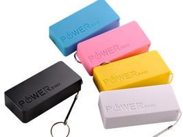 DIY 5600mAh 2X 18650 USB Power Bank Battery Charger Case DIY Box Mobile ... - $10.79