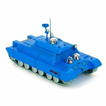 Tintin Lunar Tank limited edition 1/43 die-cast vehicule image 2