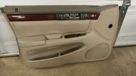 98-04 Cadillac Seville STS Front Left Drivers Side Door Panel Cover 99 00 01 - $158.39