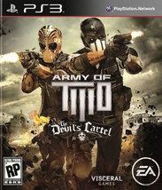 ARMY OF TWO: THE DEVILS CARTEL OVERKILL EDITION  - PlayStation 3 - (Bran... - $23.28