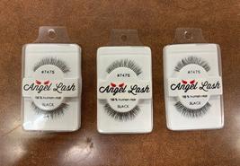 Angel Lash #747S-3 pairs 100% Human Hair - $9.99