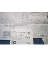 Classic Star Wars Movies Imperial Shuttle Blueprints 1984, UNUSED NEW - $14.50