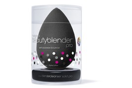 Beautyblender Pro One Black Blender Mini Solid Cleanser In Small Canister - $38.99