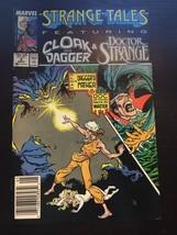 Strange Tales (1987 2nd Series) #2 VF Very Fine Marvel Comics Doctor New... - $1.98
