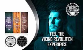Beard Oil Conditioner 3 Pack - All Natural Variety Gift Set - Sandalwood, Pine & image 3