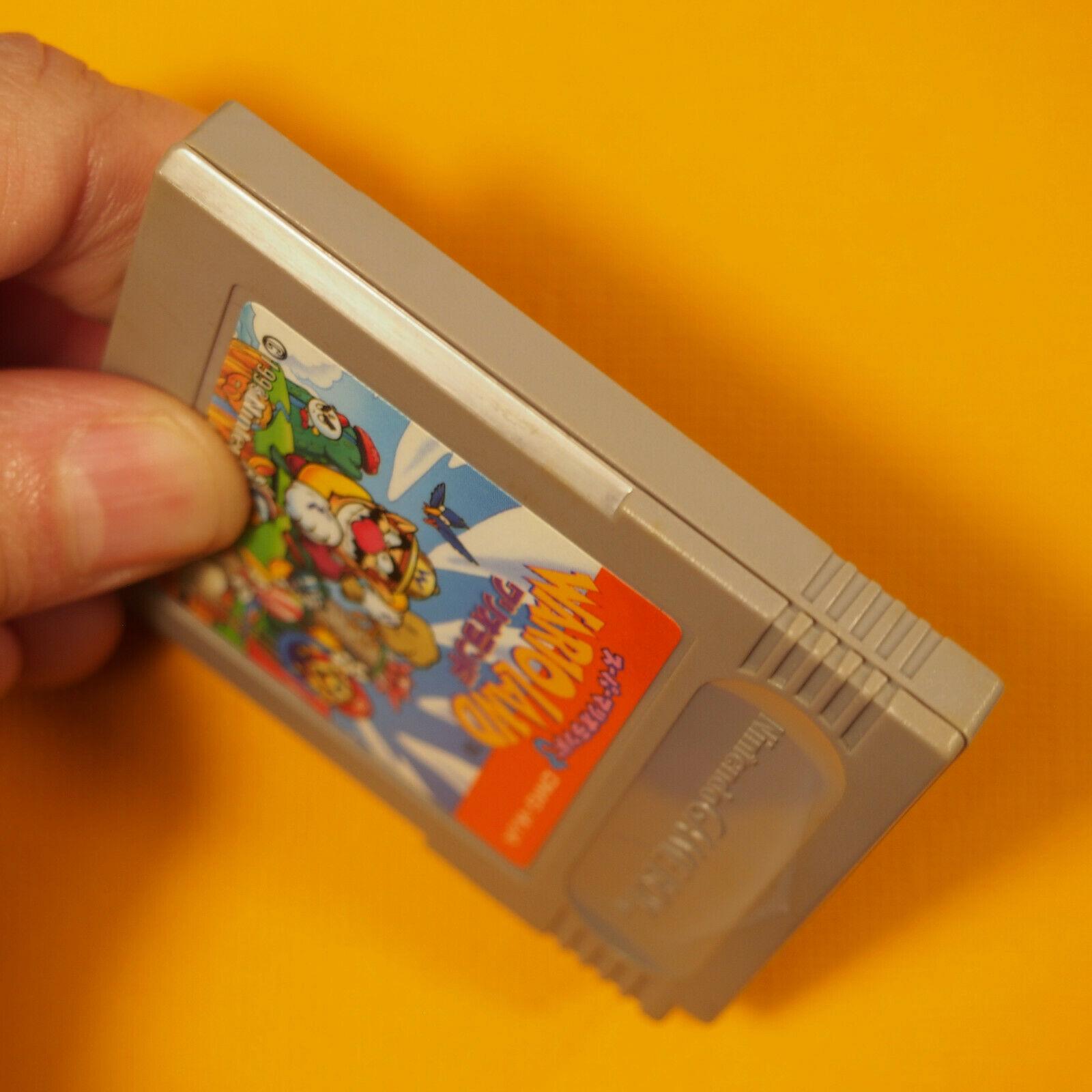 Wario Land Warioland (Nintendo Game Boy GB, 1993) Japan Import  image 5