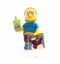 NEW LEGO 71009 MINIFIGURES SERIES Simpons Series 2 - Comic Book Guy - $5.89