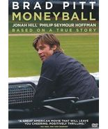 Moneyball (DVD, 2012) - $192,32 MXN