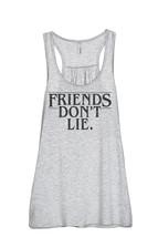 Thread Tank Friends Don't Lie Women's Sleeveless Flowy Racerback - $24.99+