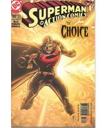 Action Comics Comic Book #783 Superman DC Comics 2001 NEAR MINT NEW UNREAD - $3.99