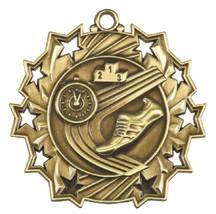 Track Running Medals Award Trophy Team Sports W/Free Lanyard FREE SHIPPI... - $0.99+