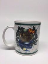 Hilo Hattie Mug Kauai Moonlit Beach Hut Cup Store Of Hawaii Printed Upsi... - $9.49