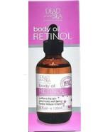 1 Dead Sea Collection 4oz Softening Retinol Body Oil Helps Reduce Irrita... - $17.99