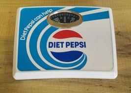 Vintage Borg Diet Pepsi Bathroom Scale  - $58.90