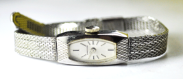 Women's Vintage Longines 8005-510 Manual Wind 11mm 14k GEP Wristwatch NR - $39.59
