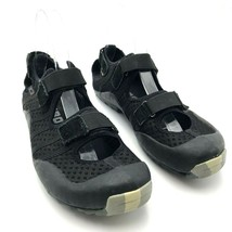 Tsubo Water Shoes Sneakers Size 9 M Black Athletic Velcro Rubber Sole VGUC - $22.23